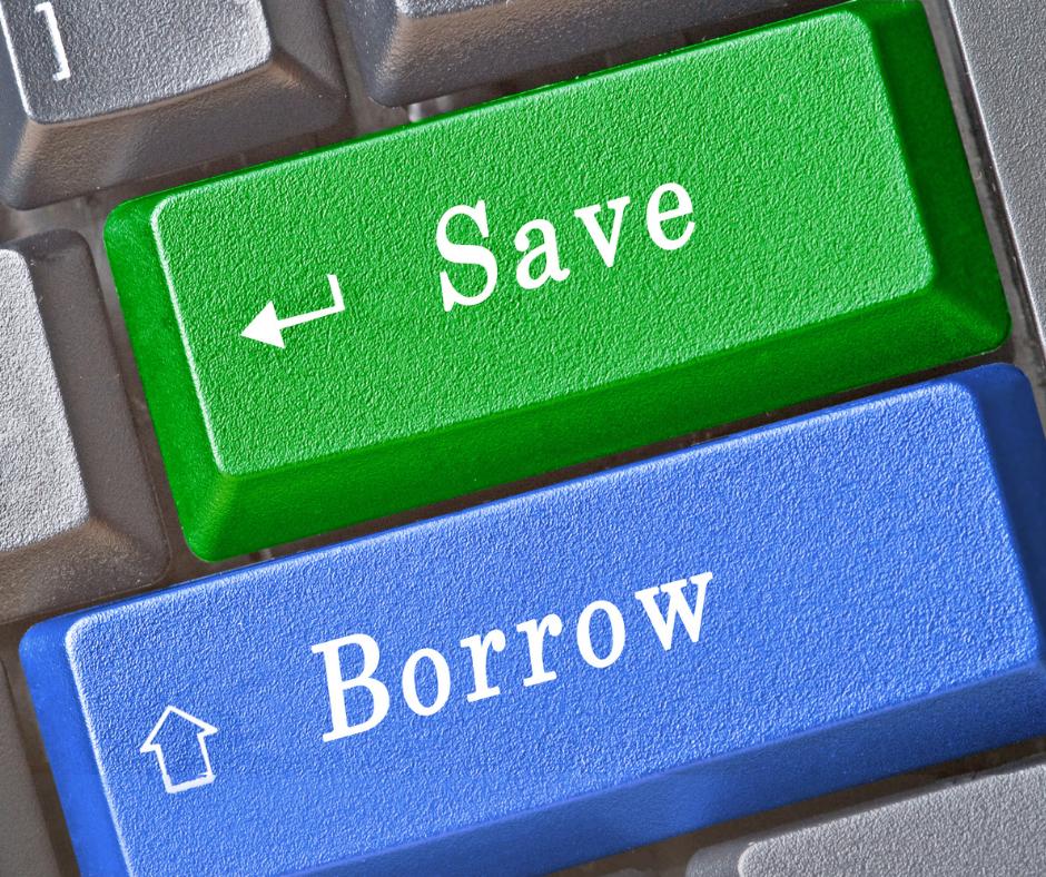save borrow keys